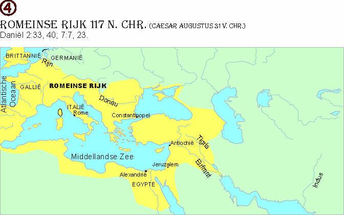 aanvallen om het romeinse rijk